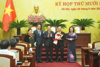 Chu Ngoc Anh elected as Hanoi Mayor
