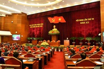 Party Central Committee plenum completes preparation for 13th Congress