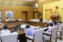 NA Standing Committee discuss public opinions