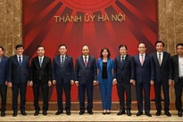 Prime Minister suggests Hanoi develop satellite cities