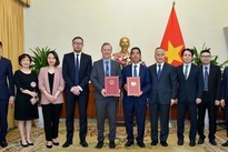 Vietnam-UK trade deal to officially take effect from May