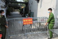 Vietnam records 14 new COVID-19 cases on April 30 evening