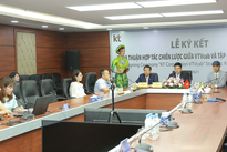 VTVcab and KT Group cooperate to develop online music services in Vietnam