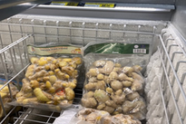Frozen Vietnamese ginger products favoured in Australia