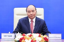 President attends APEC Informal Leaders Retreat on COVID-19