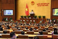 15th National Assembly's first session a success
