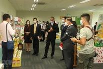 Vietnam National Brands Week 2021 opens in Singapore