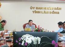 Chủ tịch UBND tỉnh Lâm Đồng chủ trì cuộc họp về kế hoạch phối hợp tổ chức LHTHTQ 38