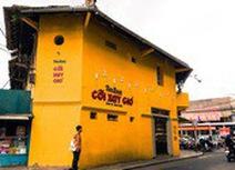 Đà Lạt sinh động với những bức tường màu trên đường phố