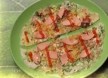 Thưởng thức món bánh tráng nướng Đà Lạt