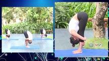 Tư vấn Yoga - Số 43: Tư thế gập người