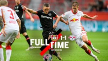 HIGHLIGHTS: Leverkusen 1-1 Leipzig (Vòng 2 Bundesliga 2020-21)