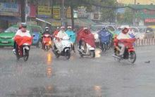 Bắc Bộ và Bắc Trung Bộ cảnh báo mưa giông kèm sấm sét