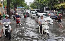 Cảnh báo ngập úng Nam Bộ do mưa lớn
