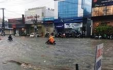 Đồng Nai ngập nặng sau mưa lớn