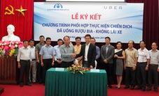 Uber Việt Nam lắp máy đo nồng độ cồn và gọi xe tự động tại các quán nhậu