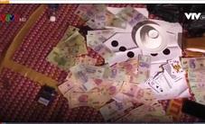 Đăk Lăk: Bắt 17 đối tượng đánh bạc trong rẫy cà phê