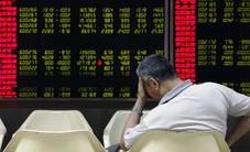 TTCK Trung Quốc tụt dốc mạnh nhất trong vòng 1.5 năm