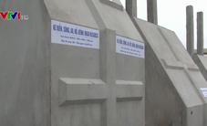 Kè bê tông cốt phi kim - Giải pháp ứng phó xói lở bờ biển ở ĐBSCL