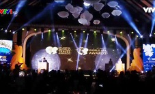 Giải thưởng du lịch quốc tế 2017: Năm bội thu của du lịch Việt Nam