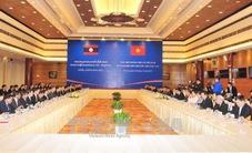 Đoàn đại biểu biên giới Việt Nam – Lào họp thường niên lần thứ 27