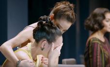 HLV The Face Thái Lan giàn giụa nước mắt khi tự loại học trò