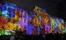 Rực rỡ những màn trình diễn ánh sáng nghệ thuật trên thế giới