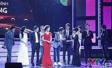 VTV Awards 2017: Chính thức kết thúc vòng bình chọn 1 vào 20/8