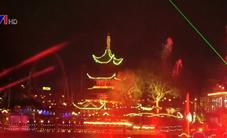 Rực rỡ lễ hội ánh sáng mùa Đông tại Đan Mạch