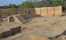 Phát hiện thêm kiến trúc cổ nền văn hóa Mochica tại Peru