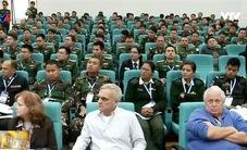 Khai mạc khóa tập huấn sỹ quan hậu cần Liên Hợp Quốc