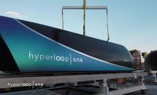 Chính thức thử nghiệm trước công chúng tàu điện từ siêu tốc Hyperloop