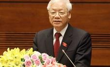 Tổng Bí thư, Chủ tịch nước Nguyễn Phú Trọng gửi điện chúc mừng Đảng Cộng sản Pháp