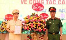 Phó Chánh Văn phòng Cơ quan CSĐT - Bộ Công an được bổ nhiệm làm Giám đốc Công an tỉnh Quảng Ninh