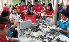 Hành trình đỏ năm 2020: Ngày hội Giọt hồng đất võ Bình Định tiếp nhận hơn 800 đơn vị máu