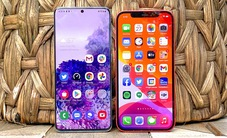 """Apple vượt Samsung để giành """"ngôi vương"""" trên thị trường smartphone"""