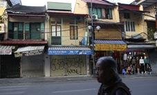 Nhà phố cổ Hà Nội sẽ không cao quá 4 tầng