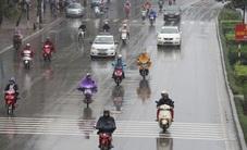 Miền Bắc và miền Trung mưa lớn diện rộng