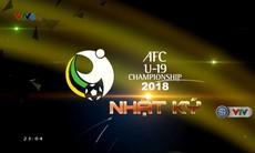 Nhật ký VCK U19 châu Á 2018 - 18/10/2018
