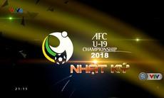 Nhật ký VCK U19 châu Á 2018 - 22/10/2018