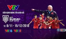 AFF Cup 2018 (Từ 8/11 - 15/12/2018): Trực tiếp trên VTV