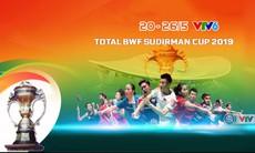 Giải cầu lông đồng đội thế giới Sudirman Cup 2019