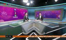 Thể thao sáng   17/9/2021   ĐT futsal Việt Nam và cơ hội đi tiếp tại World Cup