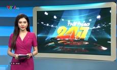 Thể thao 24/7 | 19/9/2021 | ĐT nữ Việt Nam làm quen sân tại Tajikistan