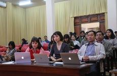 Tập huấn công tác phục vụ LHTHTQ 38 tại Lâm Đồng