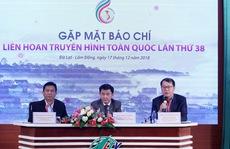 Lần đầu tiên Liên hoan Truyền hình toàn quốc diễn ra tại Đà Lạt
