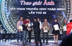 Nam phóng viên trẻ Báo điện tử VTV News giành giải Nhất cuộc thi ảnh Những người làm truyền hình năm 2018