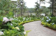 Tràn ngập sắc hoa tại Dalat Palace - Địa điểm diễn ra LHTHTQ 38