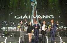 Bế mạc Liên hoan Truyền hình toàn quốc lần thứ 39: Vinh danh 30 giải Vàng, 54 giải Bạc