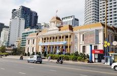 Một buổi sớm tại Trung tâm Hội nghị tỉnh Khánh Hòa